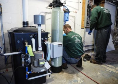Rick's Pump and Water Service Projects